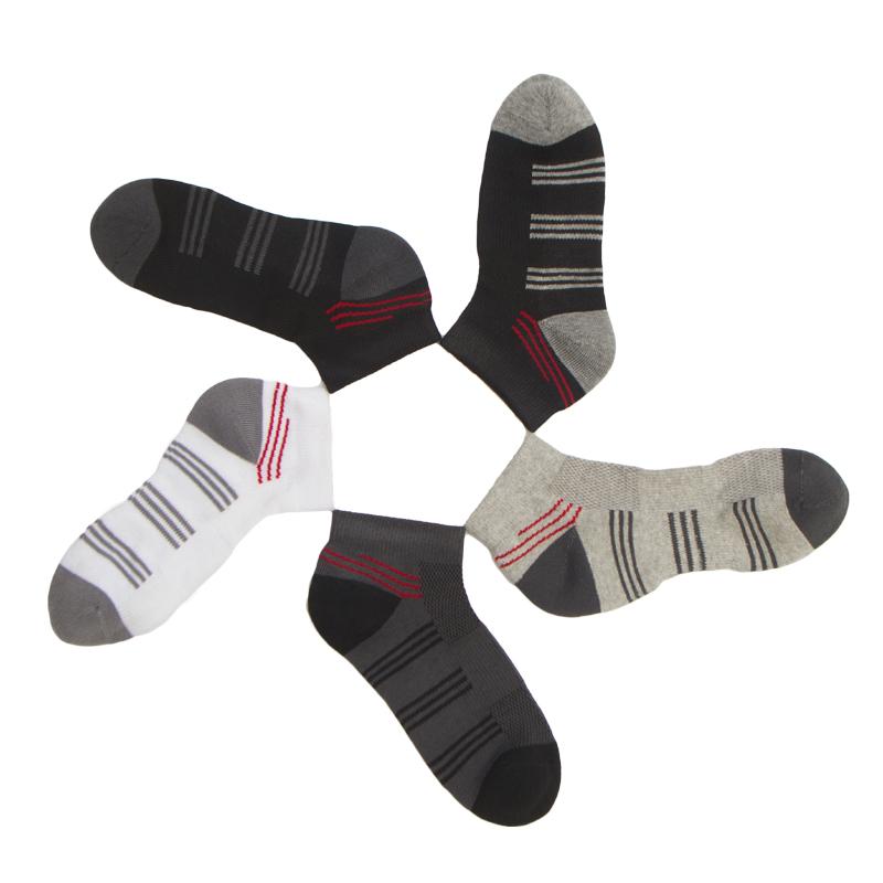 Классические воздухопроницаемые носки из хлопка