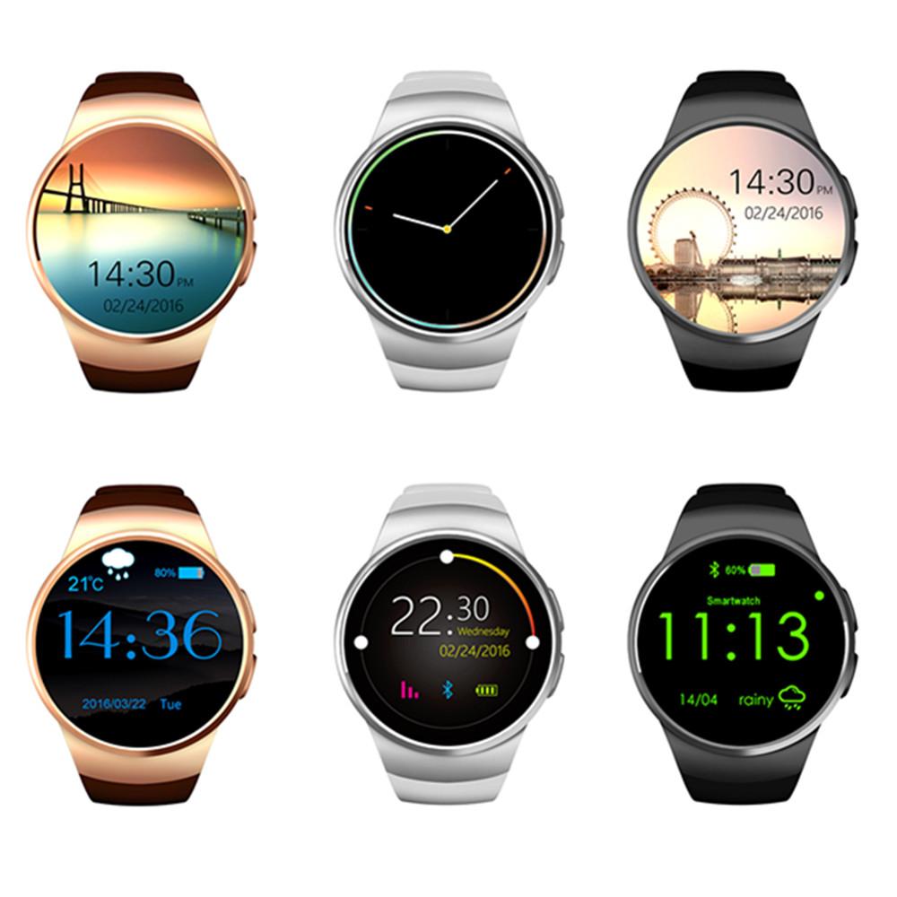 Смарт-часы K18 для iOS и Android