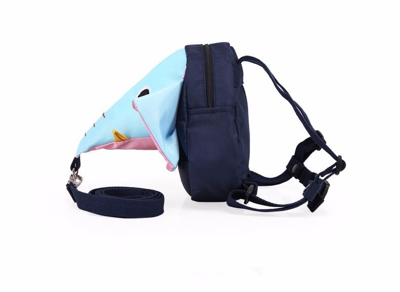 Детский нейлоновый рюкзак в форме слоника