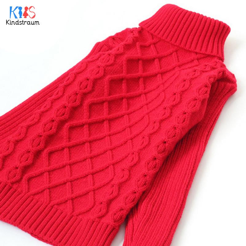 Шерстяные свитера для детей