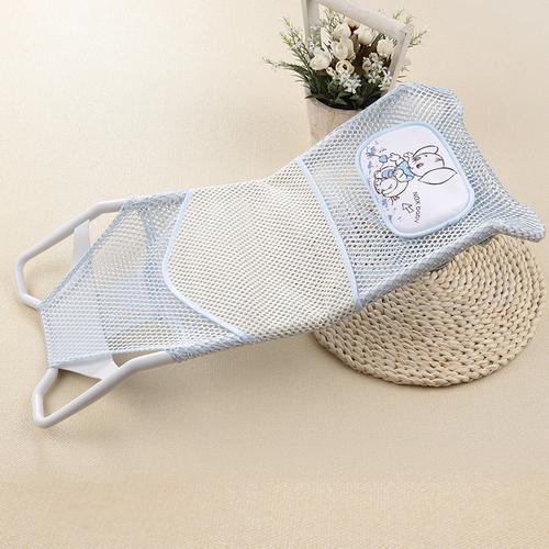 Adjustable Baby Bath Tub Net Seat Safety Newborn Baby Bath Seat ...