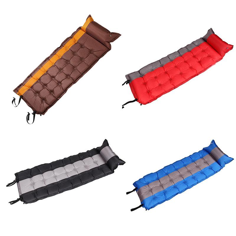 Надувной матрас для кемпинга