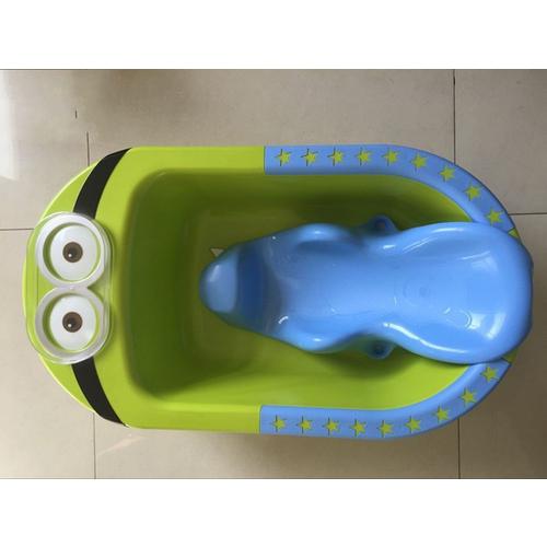 Fashion Cartoon Minions Baby Kids Bath Tubs With Seat