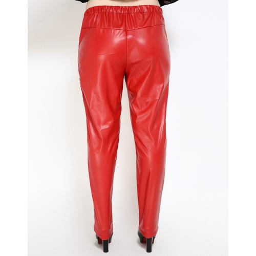 Leather Pants Women Faux Leather Leggings Plus Size ...