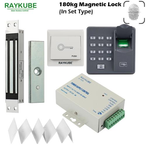 fingerprint door access control system electric magnetic lock rfid door ebay. Black Bedroom Furniture Sets. Home Design Ideas