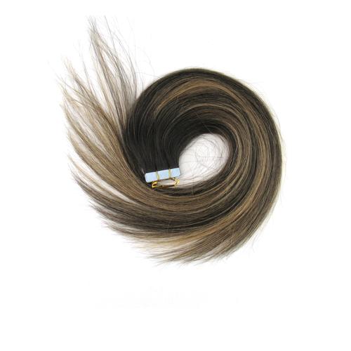 Mixed ash blonde brown tape in human hair extensions dark roots mixed ash blonde brown tape in human hair pmusecretfo Image collections